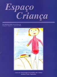 Espaço Criança – Escritos Psicanalíticos V2