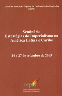 """Seminário """"Estratégias do Imperialismo na América Latina e Caribe"""""""