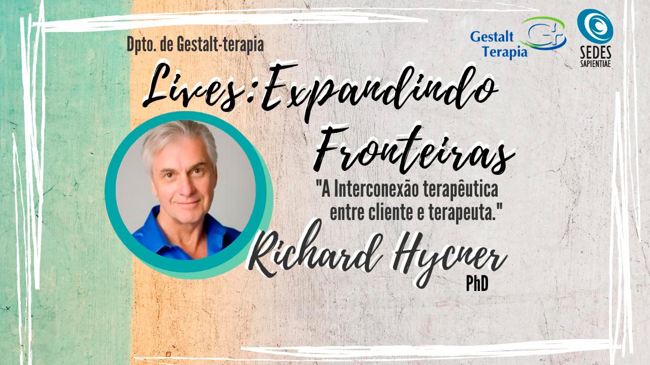 """Lives: Expandindo Fronteiras: """"A Interconexão terapêutica entre cliente e terapeuta"""""""