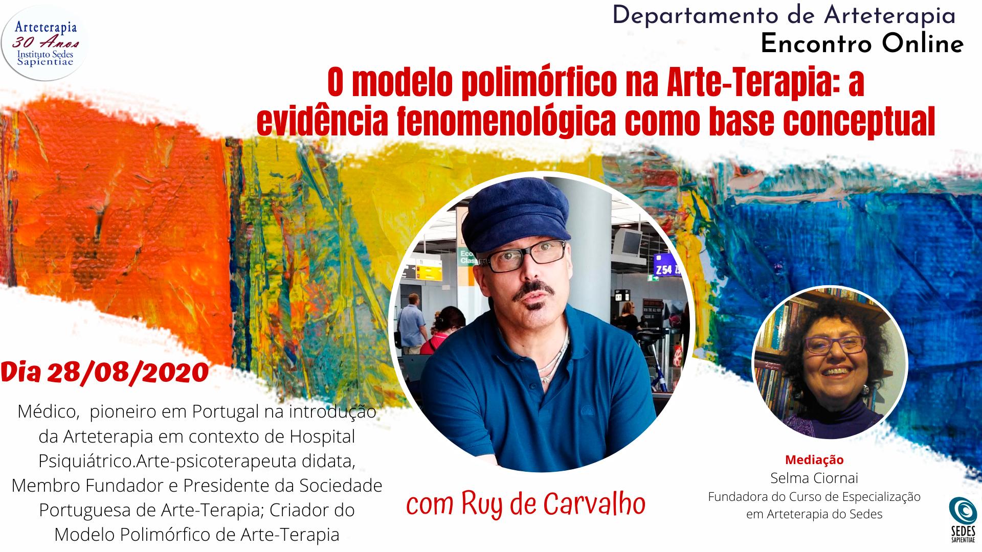 O modelo polimórfico na Arte-Terapia: a evidência fenomenológica como base conceptual