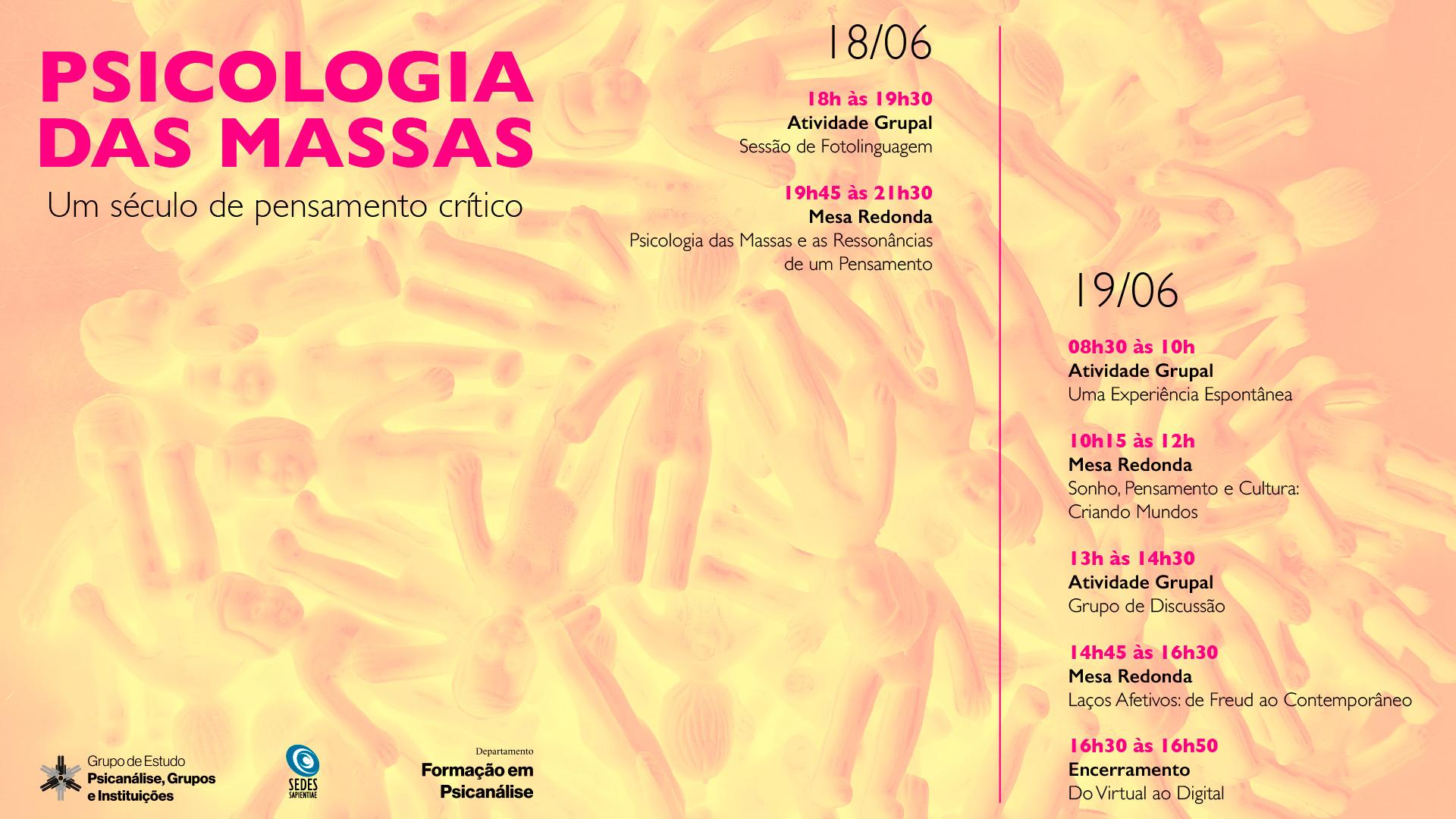 Psicologia das Massas – um século de pensamento crítico